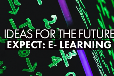 Ideas for The Future: Expect E- Learning Episode 1